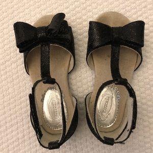 7ffdac11e7c Joyfolie Shoes - JOYFOLIE Naomi black glitter size 7